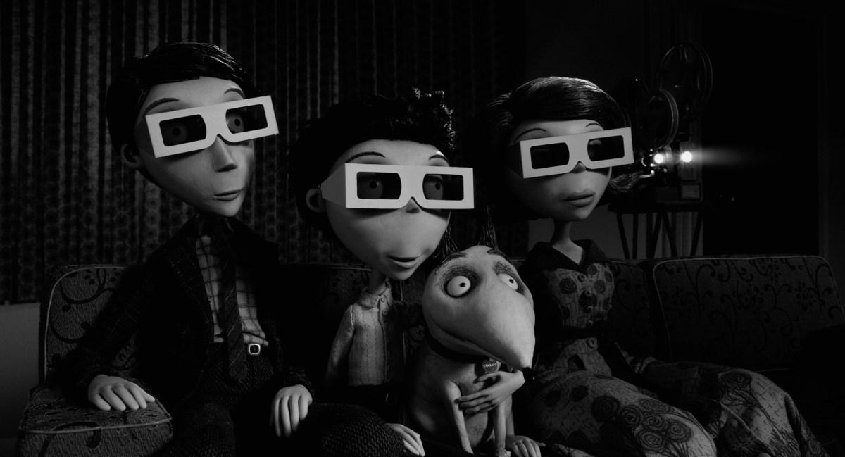 Kinostart diese Woche (24. Januar 2013): Frankenweenie