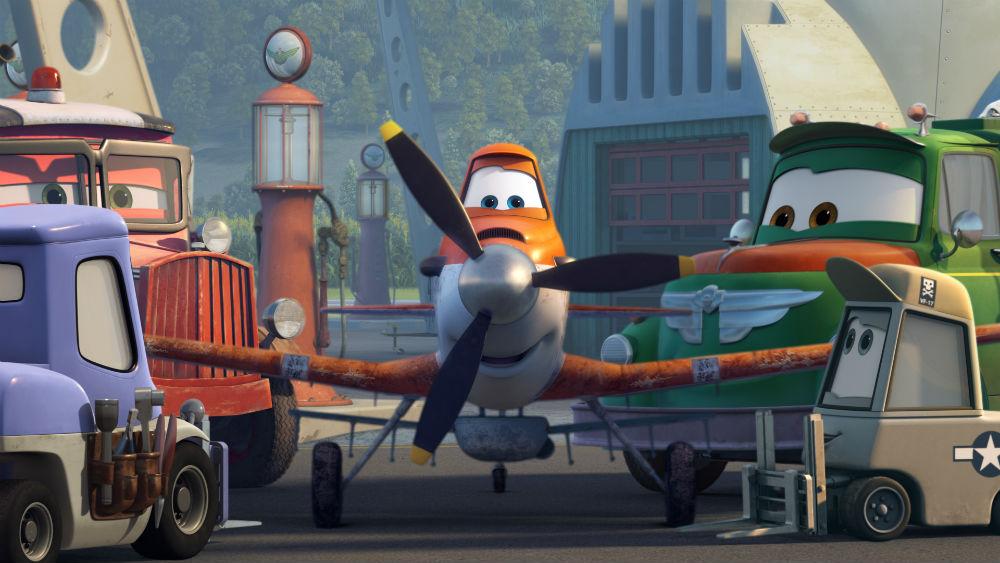 Verlosung: Planes