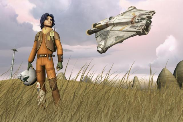 Verlosung: Star Wars Rebels