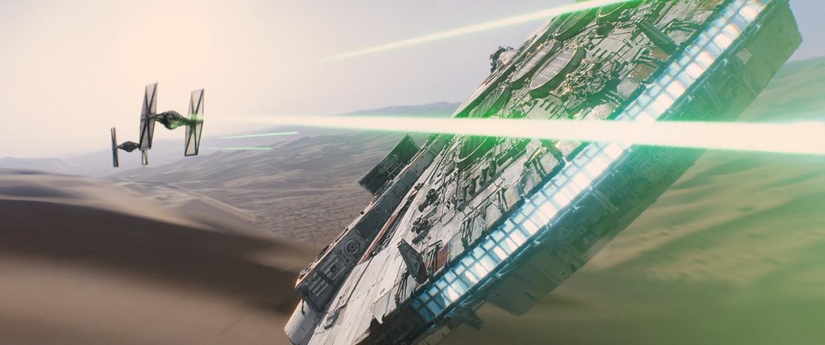 Wann und wie habt ihr zuerst Star Wars gesehen?