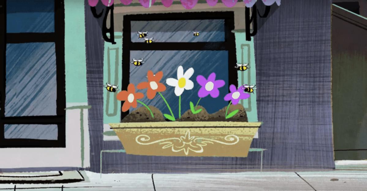 Kurzfilm zum Wochenende: Eine Blume für Minnie (2017)