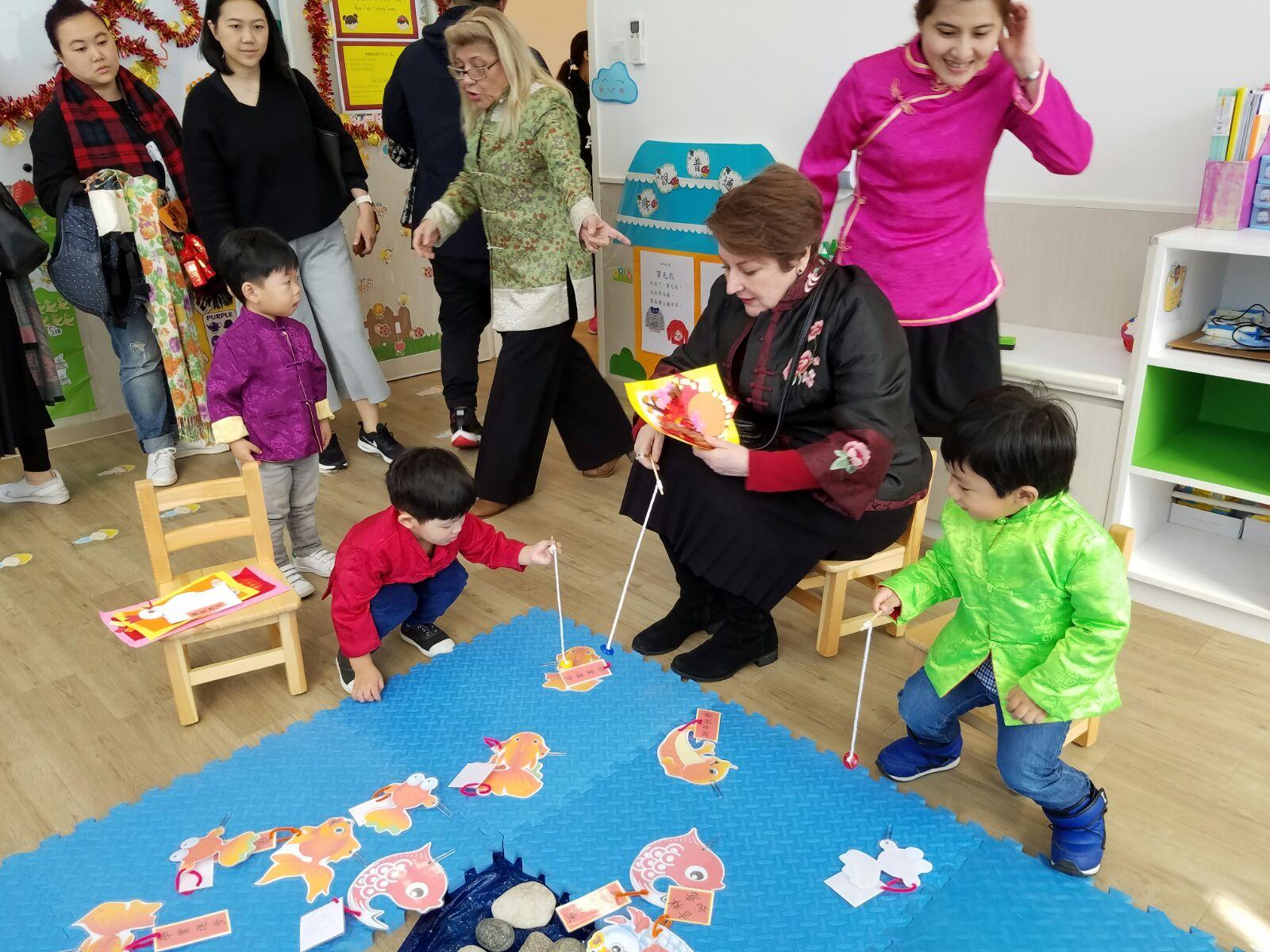 Chinese New Year Market St Hilary S Kindergarten