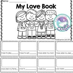 valentines day worksheet