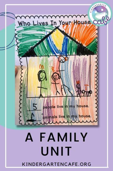 family unit for kindergarten