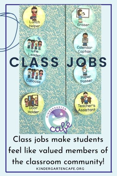 Motivating a student with class jobs!