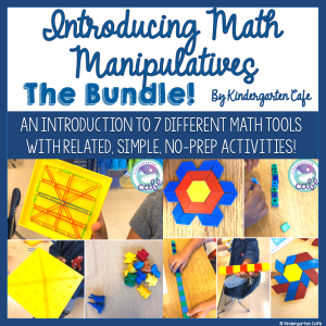 introducing math manipulatives