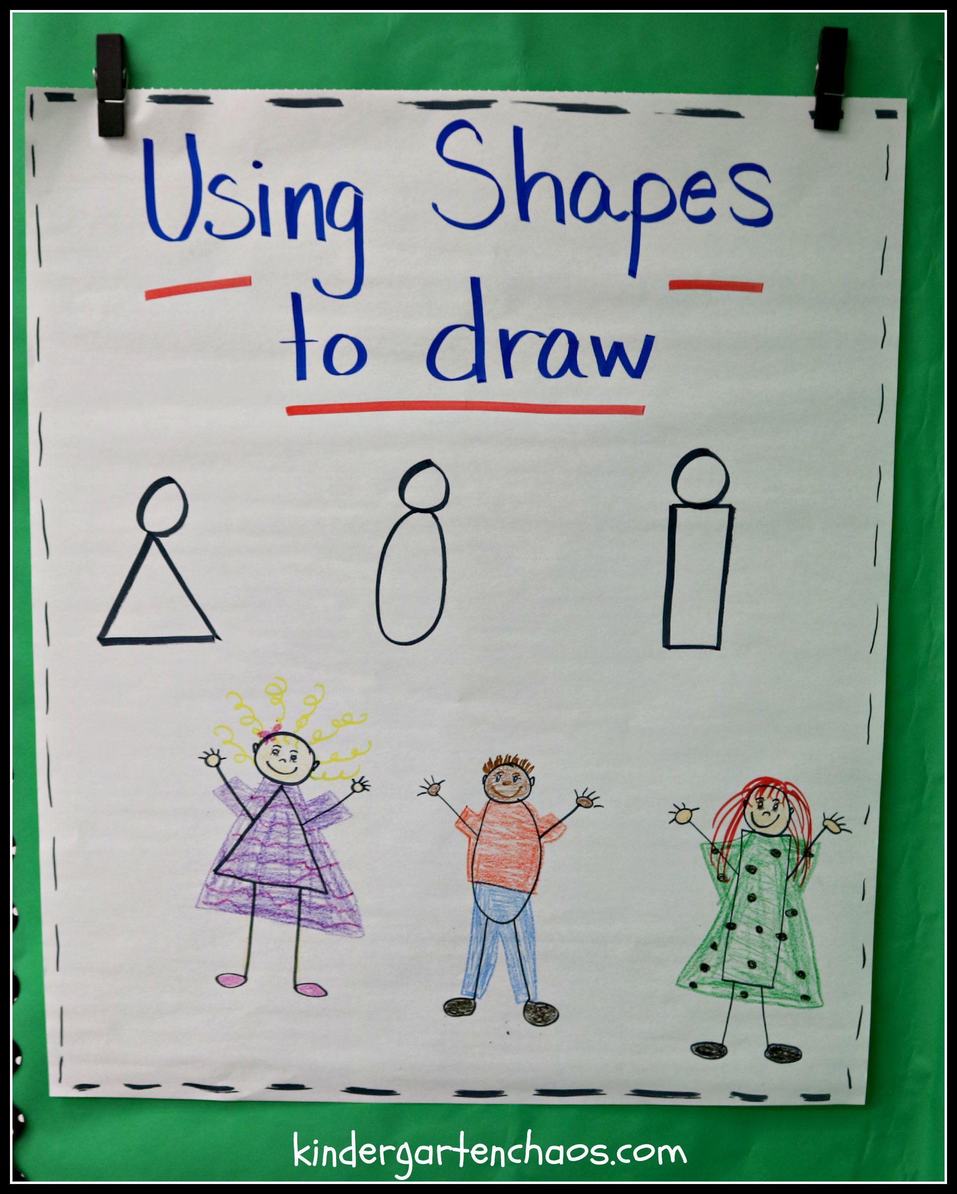 Teaching Kindergartners To Write