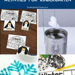 Winter Stem Ideas For Your Classroom Kindergarten Chaos