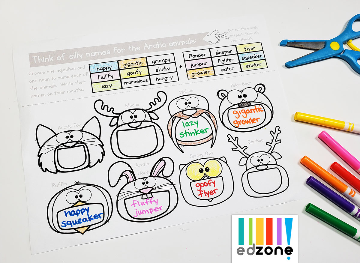 Kindergartenwritingprompts