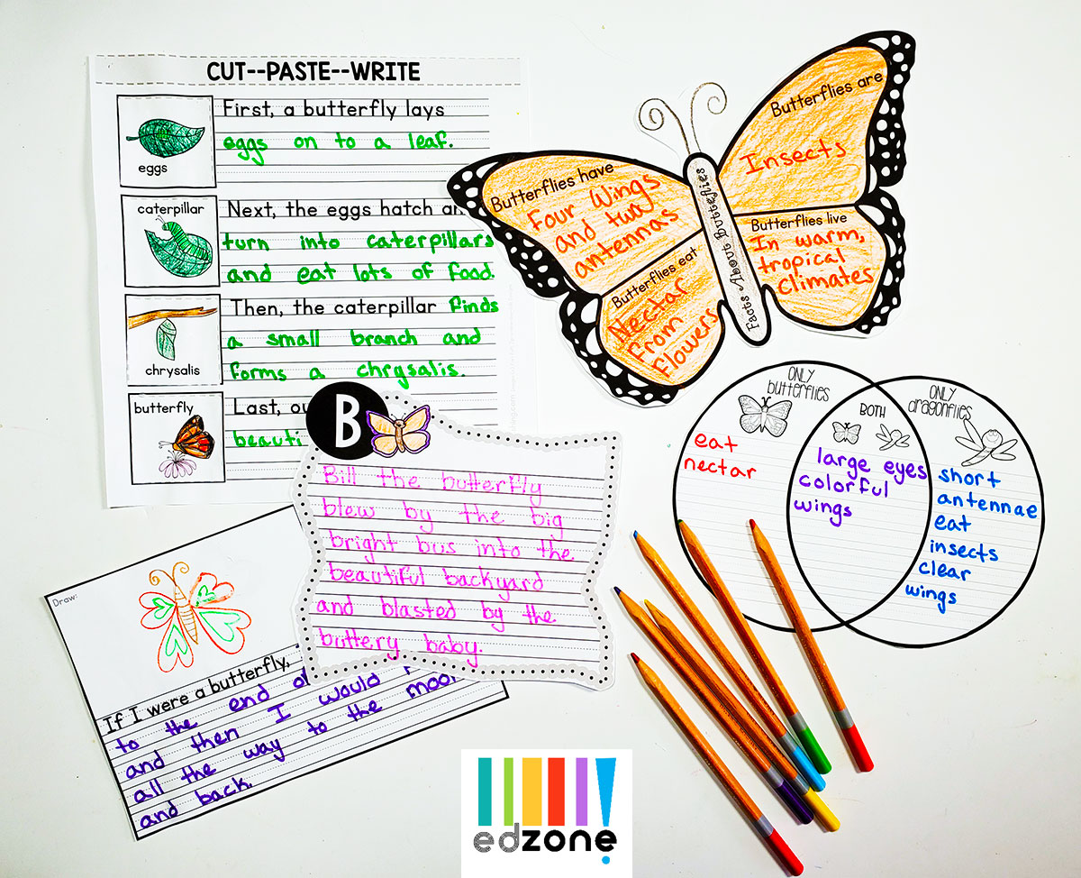 Butterflywritingprompts