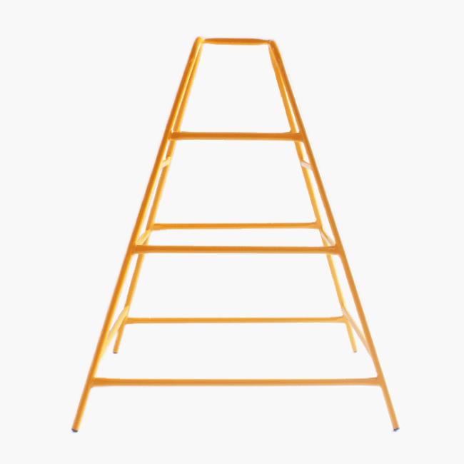 Pyramid - Extra Large Yellow