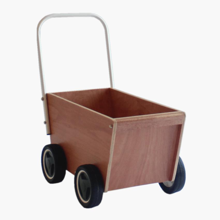 Wooden Pram Cart