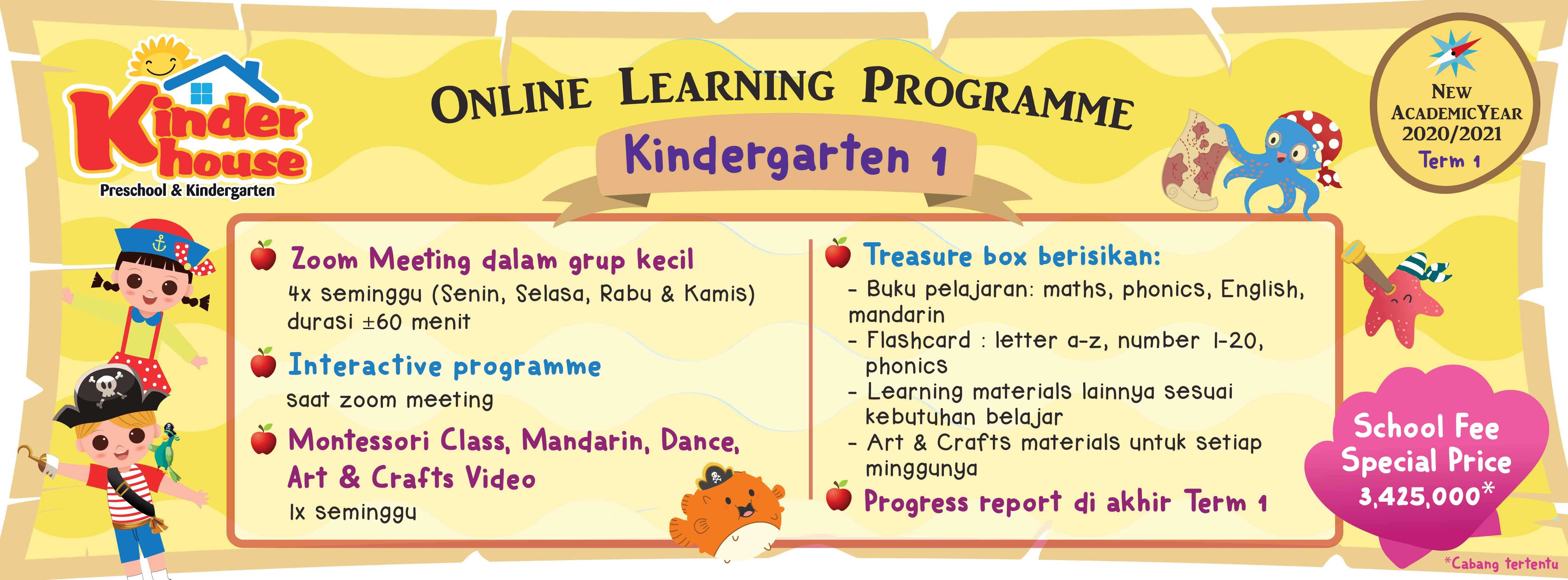 Web Banner Online K1