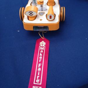 KIBO at Maker Faire