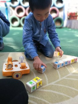 Kids Coding with KIBO