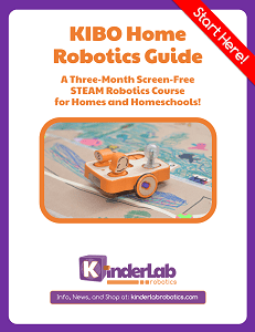 KIBO Home Robotics Course