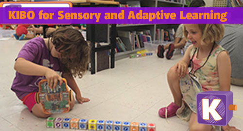 Sensory Learning and KIBO