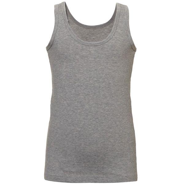 Ten Cate jongenshemd grijs