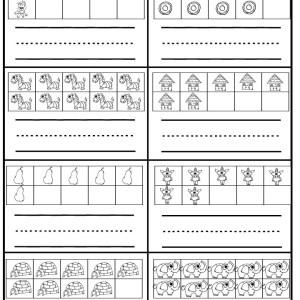 Number Recognition Worksheets Archives Kindermomma Com