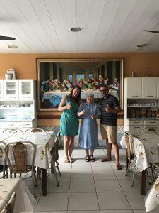 Kindern Helfen - Lar Amigos de Jesus - die Küche