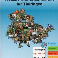 Kinder Freizeit- und Erlebnisatlas für Thüringen