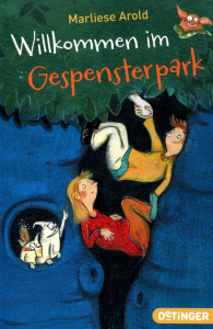 Cover_Arnold_WillkommenimGespensterpark
