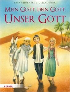 Cover_Hübner_MeinGottdeinGottunserGott