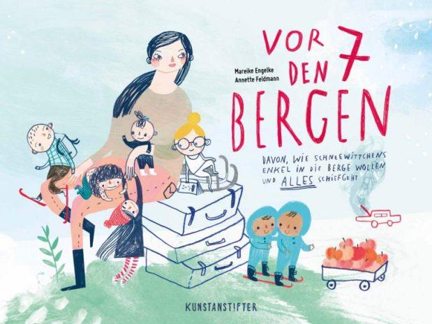 Mareike Engelke, Annette Feldmann: Vor den 7 Bergen