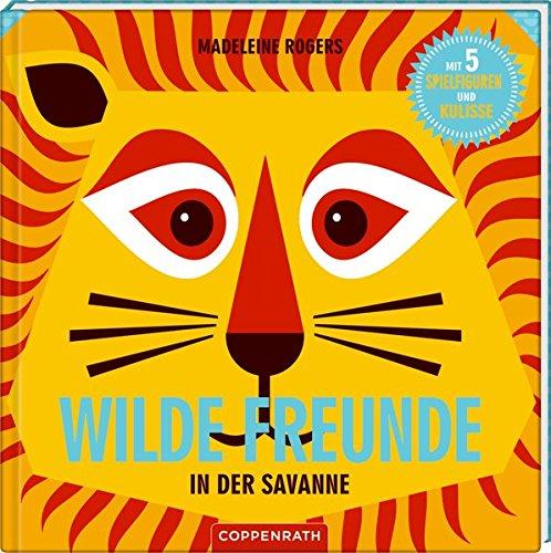Madeleine Rogers: Wilde Freunde in der Savanne