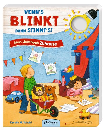 Kerstin M. Schuld: Wenn's blinkt, dann stimmt's. Mein Lichtbuch Zuhause