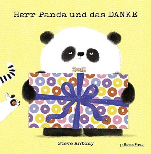 Steve Antony: Herr Panda und das DANKE