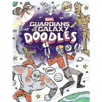Marvel Guardians of the Galaxy Doodles