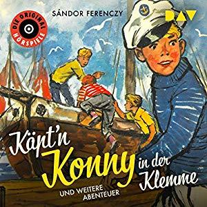 Sándor Ferenczy: Käpt'n Konny in der Klemme und weitere Abenteuer