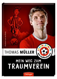 Thomas Müller: Mein Weg zum Traumverein