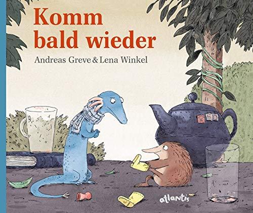 Andreas Greve, Lena Winkel: Komm bald wieder