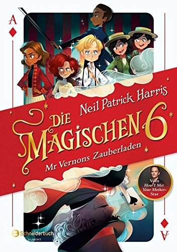 Neil Patrick Harris: Die Magischen 6. Mr Vernons Zauberladen