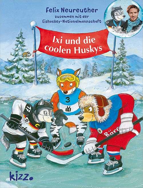 Felix Neureuther: Ixi und die coolen Huskys