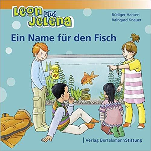 Leon und Jelena: Ein Name für den Fisch