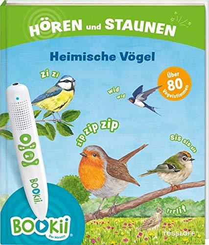 Bookii: Hören und Staunen. Heimische Vögel