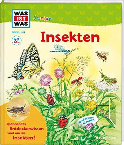 Was ist was junior 33: Insekten