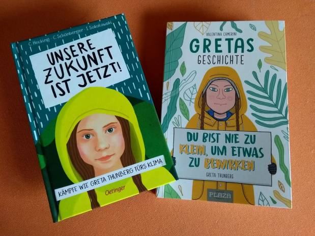 #Blogger for Future: Wer ist Greta Thunberg?