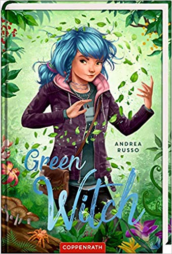 Andrea Russo: Green Witch