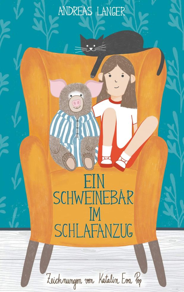 Andreas Langer: Ein Schweinebär im Schlafanzug