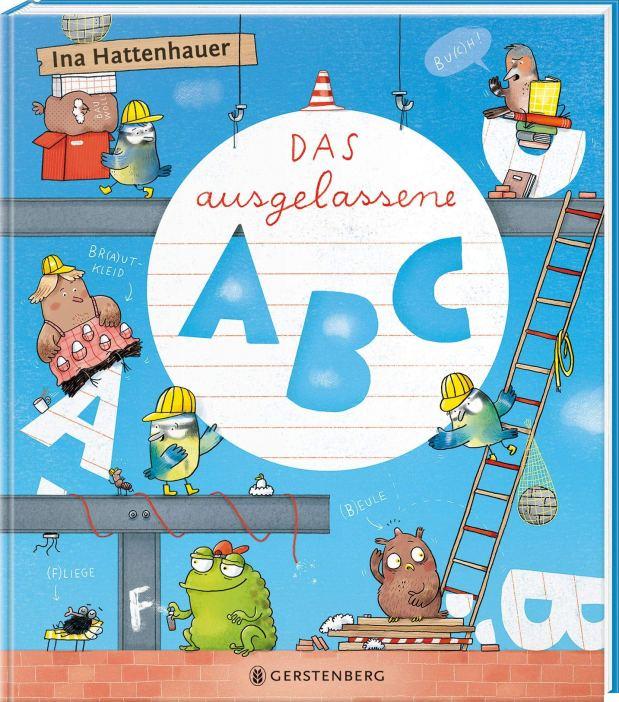 Ina Hattenhauer: Das ausgelassene ABC