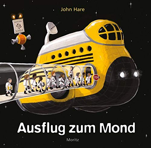 Rezension: John Hare: Ausflug zum Mond