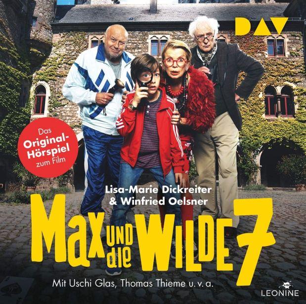 Max und die wilde 7: Die Gewinner sind …