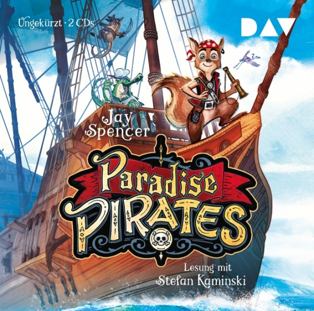 Jay Spencer: Paradise Pirates. Rezension