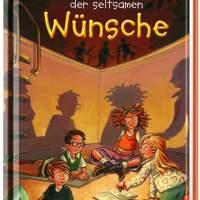 Angie Westhoff: Das Buch der seltsamen Wünsche