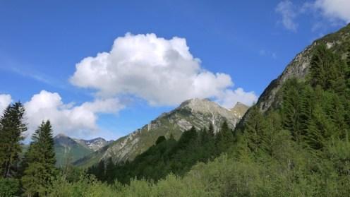 In der Bergwelt vom Kleinwalsertal erlebten die Kinder große Abenteuer. foto (c) kinderoutdoor.de