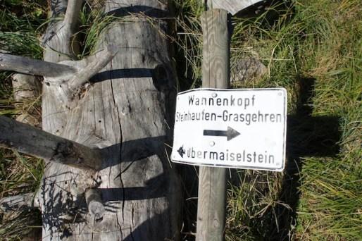 In nur 20 Minuten habt Ihr die Wannenkopfhütte vom Riedbergpass aus erreicht. foto (c) kinderoutdoor.de